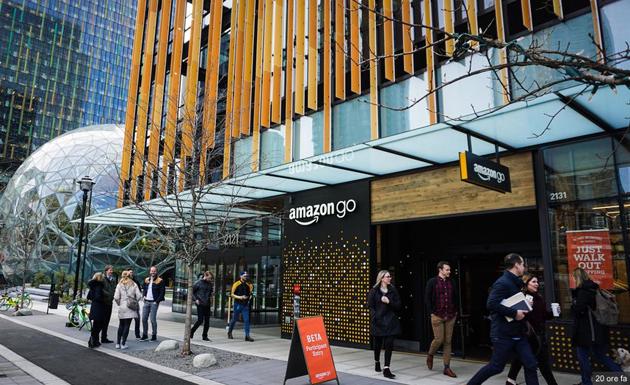 3.000 Amazon Go entro il 2021