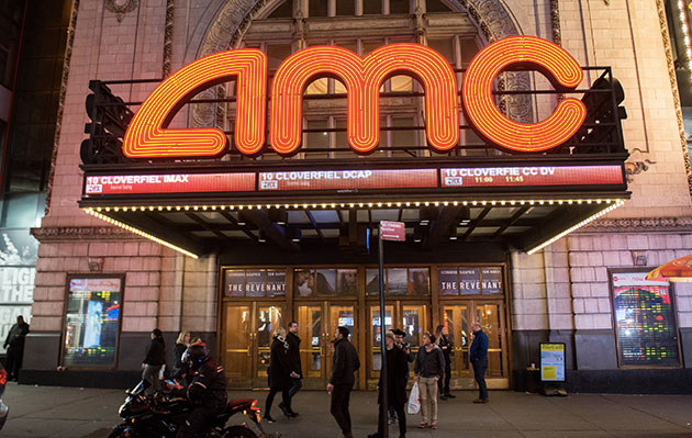 AMC, apertura rinviata negli Usa
