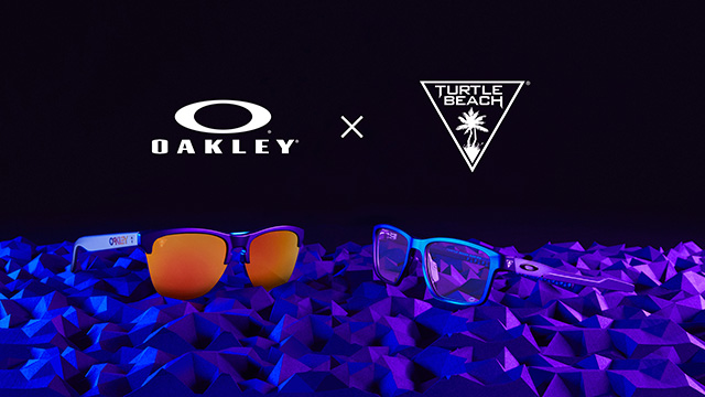 Accordo tra Oakley e Turtle Beach