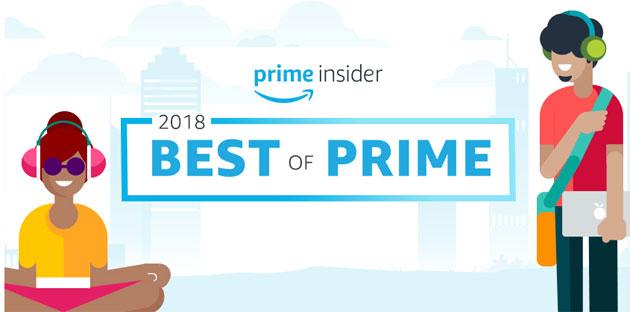 Amazon Prime 2018: alcuni numeri