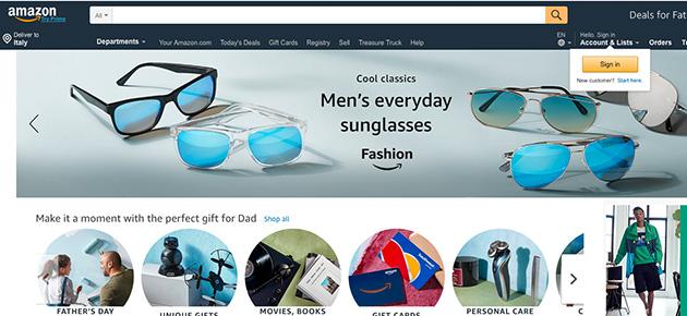 Amazon domina il mercato Usa