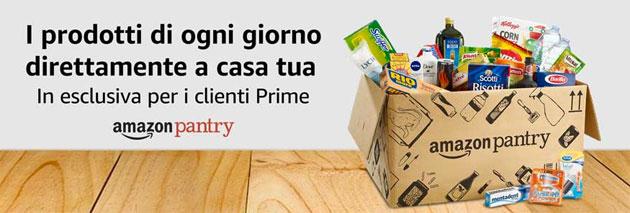 Amazon è anche corriere postale