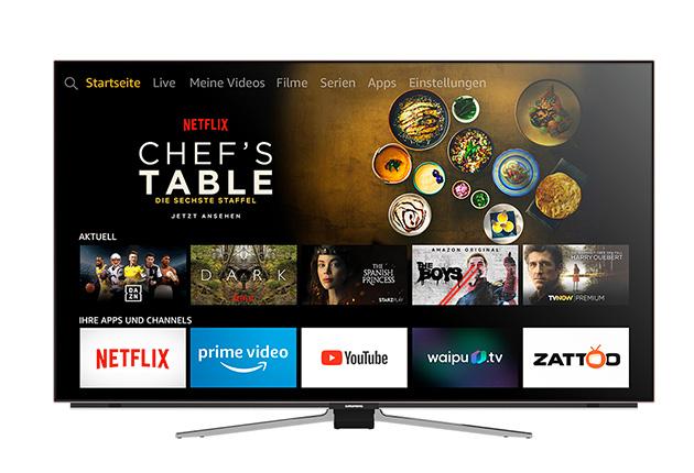 Amazon fa spazio a Netflix