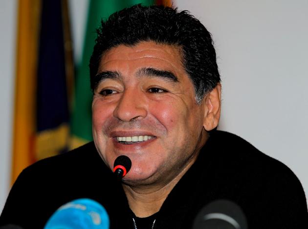 Amazon racconta Maradona