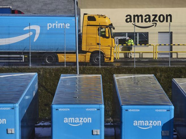 Amazon, stop alle consegne in Lombardia