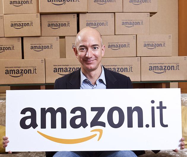 Amazon, trimestrale sotto le attese