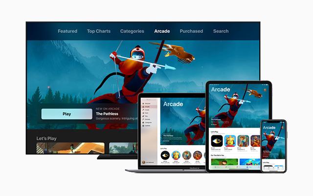 Apple annuncia Arcade