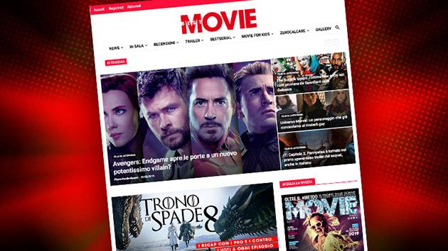 Bestmovie.it: oltre 2 milioni di visite e circa 9 milioni di visualizzazioni di pagina