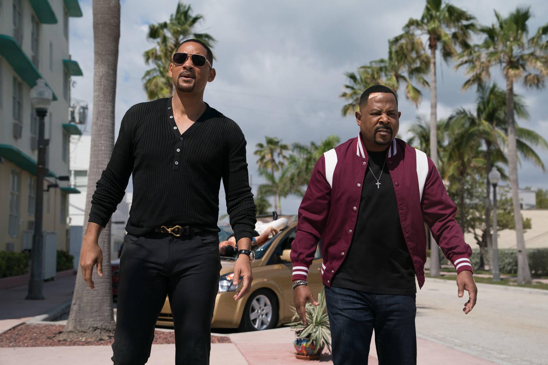 Box office 3 marzo, i Bad Boys tengono il primato