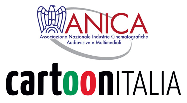 Cartoon Italia rinnova adesione all'Anica