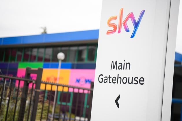 Disney dovrà offrire 14 sterline per ogni azione Sky