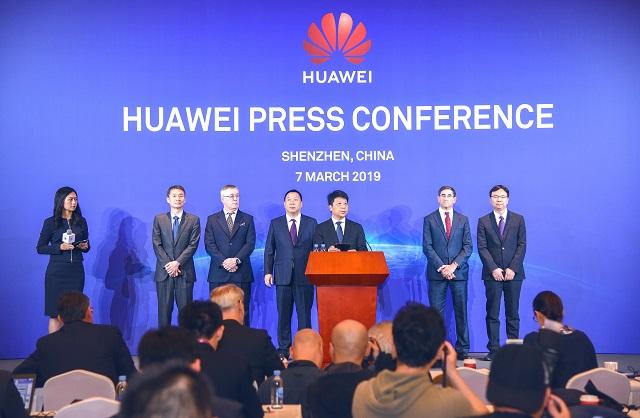 È ufficiale! Huawei fa causa agli USA