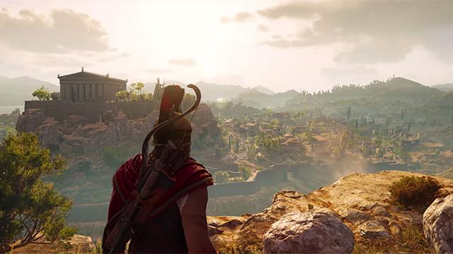 E3 2018: Ubisoft svela Assassin's Creed Odyssey
