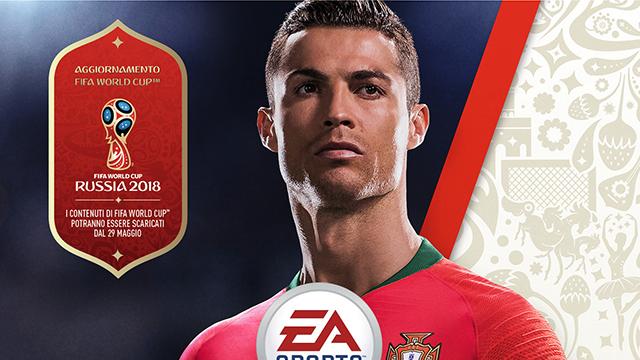 EA: FIFA Wolrd Cup Russia 2018 sarà un aggiornamento gratuito