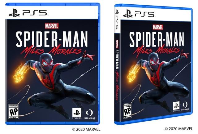 Ecco come saranno i titoli PS5