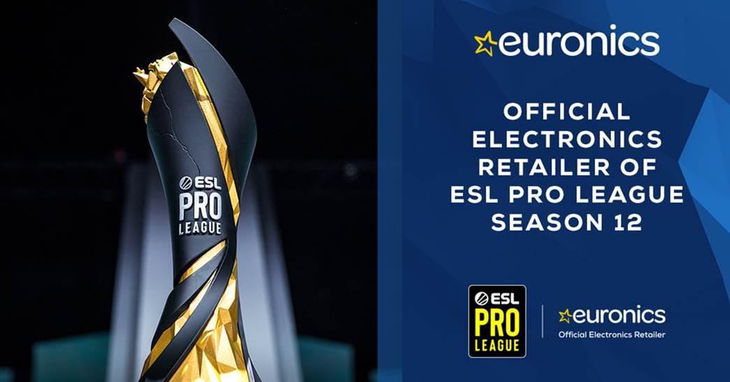 Euronics International (ancora) al fianco di ESL