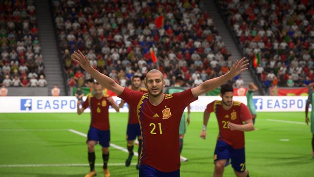 FIFA 18 sempre al comando