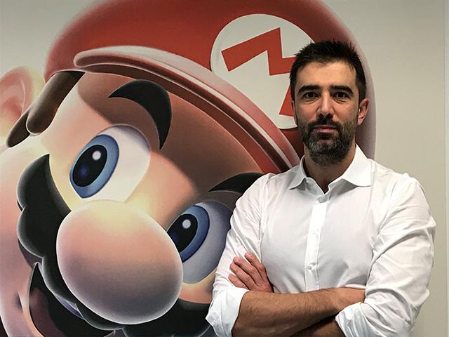 Fabrizio Sforza è il nuovo direttore vendite di Nintendo Italia