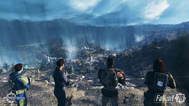 Fallout 76: la colonna sonora in beneficenza