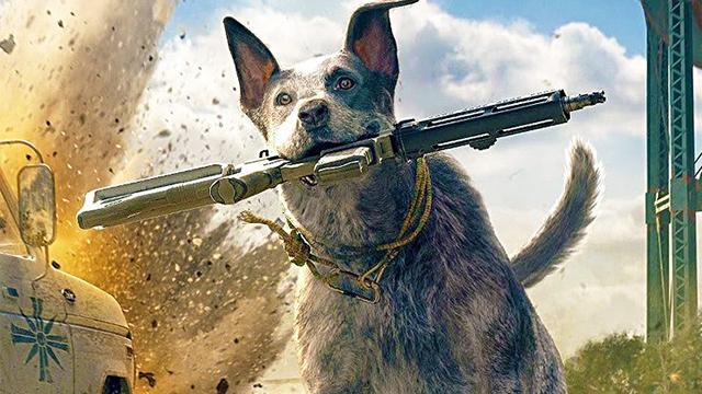 Far Cry 5 al primo e al secondo posto della Top Ten Aesvi/Isfe