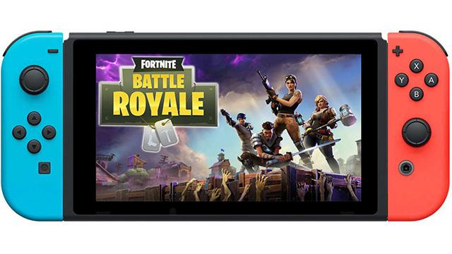 Fortnite: 2 milioni di download su Switch