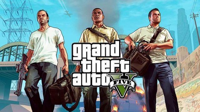 GTA V è il videogame più venduto del decennio