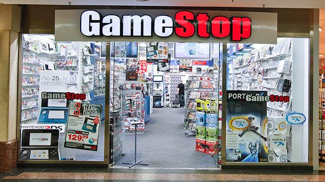 GameStop: Natale a +11%