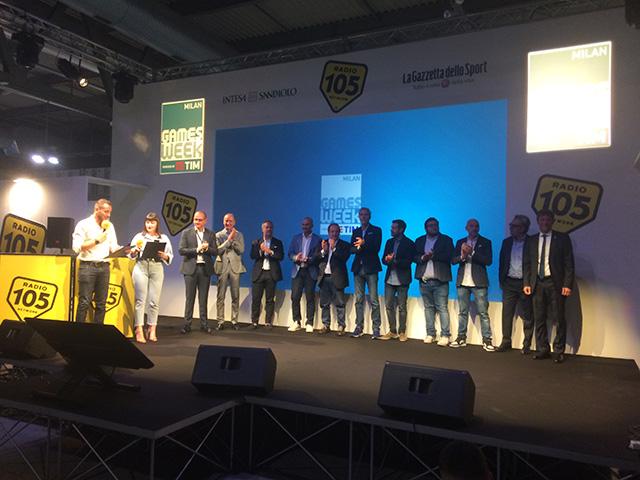 Ha aperto i battenti l'edizione 2019 di Milan Games Week
