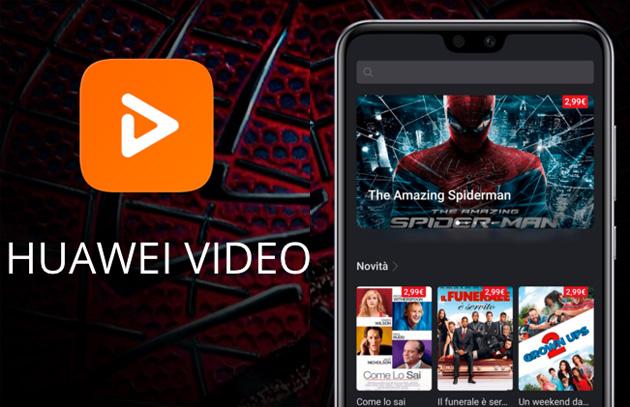 Huawei spinge sul suo servizio streaming on-demand