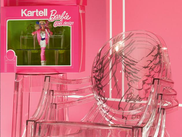 I 60 anni di Barbie alla Design Week di Milano