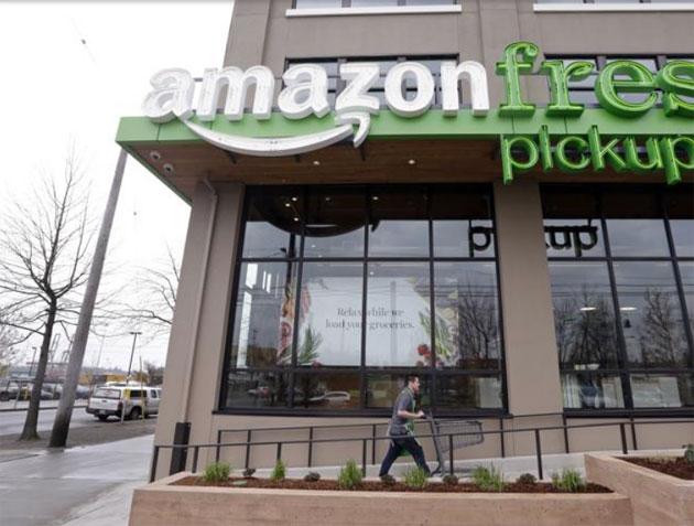 I supermercati nel futuro di Amazon