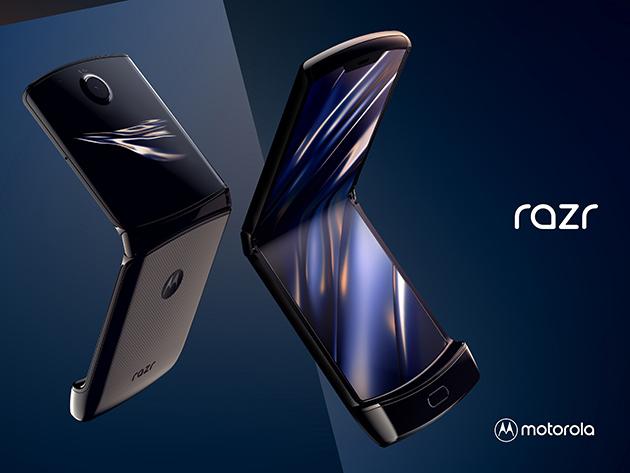 Il Motorola Razr arriverà con Tim a gennaio 2020
