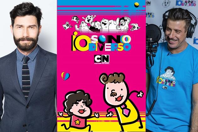Io sono diverso: Cartoon Network celebra la diversità