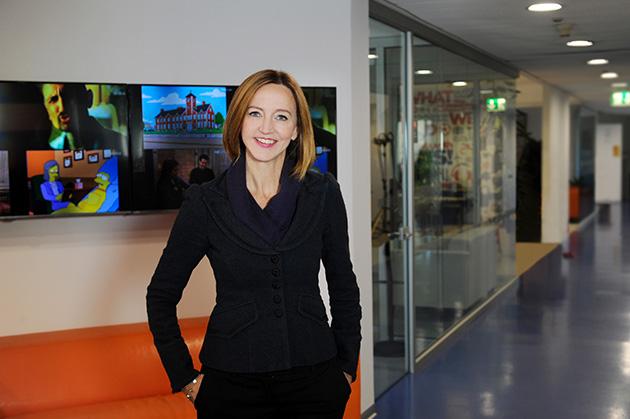 Kathryn Fink a capo dei canali del gruppo Disney