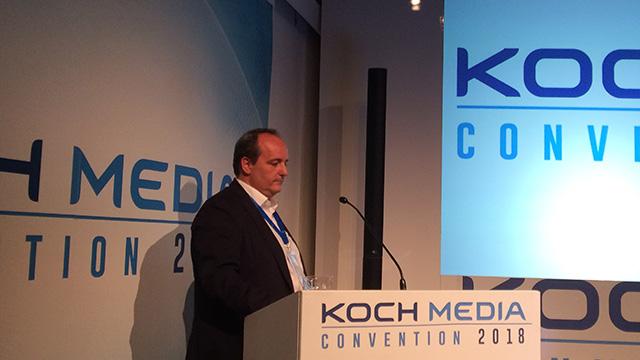 Koch Media: annunciati due nuovi accordi e tante novità in arrivo