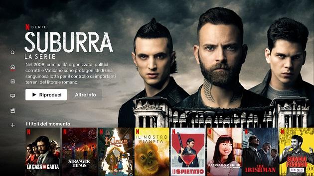 Netflix e Italia Film Commissions lanciano un Fondo a sostegno dell'audiovisivo