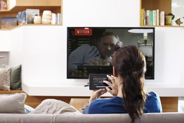 Netflix: gli abbonati salgono a 125mln