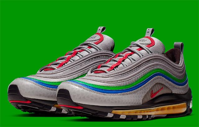 Nike: un modello di sneaker ispirate a Nintendo