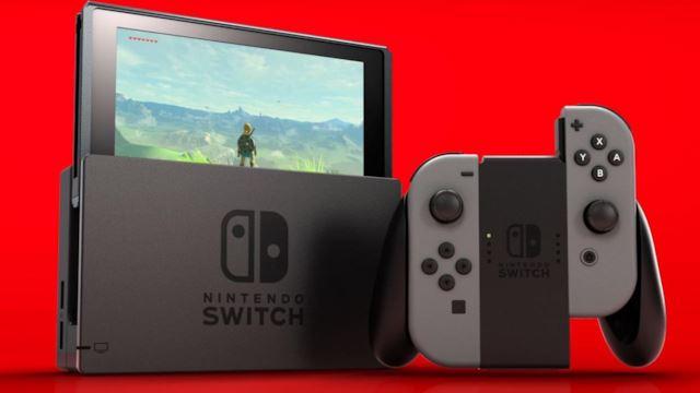 Nintendo Switch a quota 37 milioni