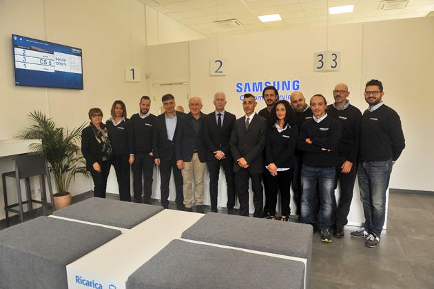 Nuovo Samsung Customer Service a Pisa