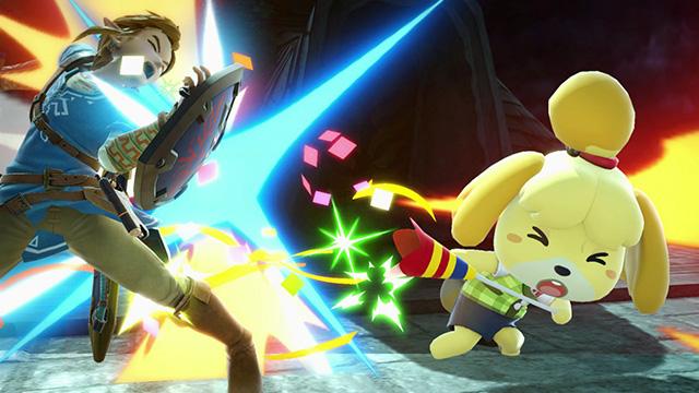 Ottima partenza per Super Smash Bros Ultimate in Giappone