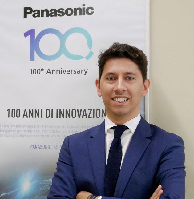 Panasonic riorganizza il trade marketing