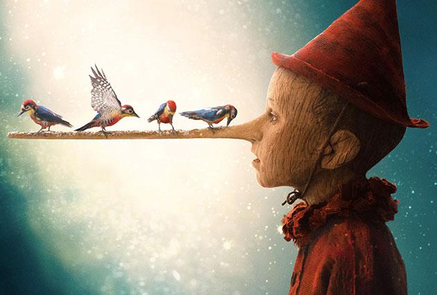 Pinocchio sarà distribuito negli Usa