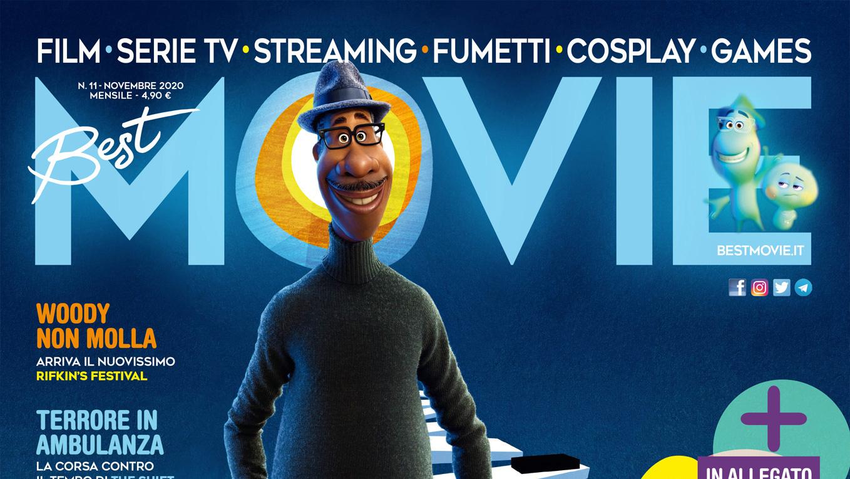Pixar a tempo di Jazz: su Best Movie di Novembre Pete Docter racconta Soul