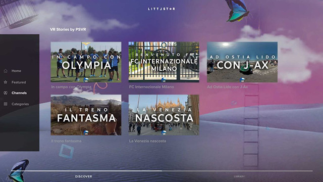 PlayStation VR: sbarca in Italia VR Stories