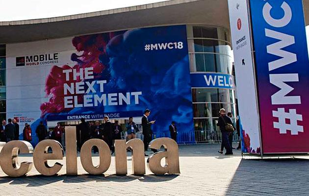 Pochi giorni al Mobile World Congress 2018