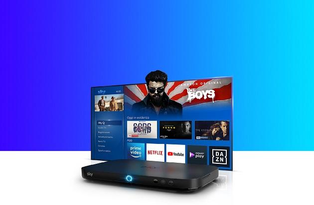 Prime Video approda su Sky Q e Now Tv