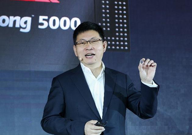 """Richard Yu: """"Huawei con Honor, pronti alla leadership"""""""