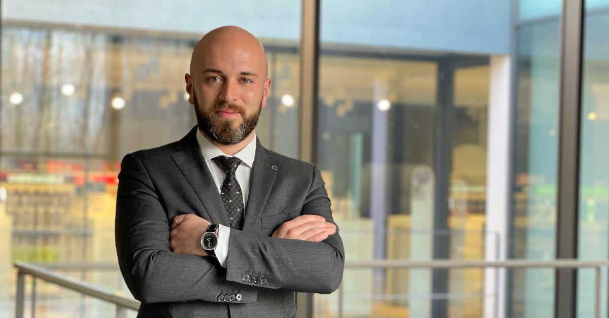 SBS: Mattia Marchesi Grandi diventa il Direttore Commerciale Italia ed Estero