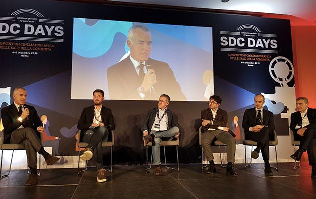 SDC Days, il ruolo essenziale delle sale della comunità